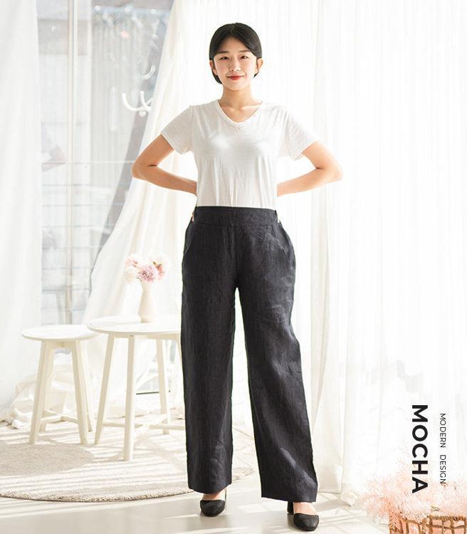 Picture of MOCHA Rio Wide Pants & Callie Bag Pdf Pattern Combo