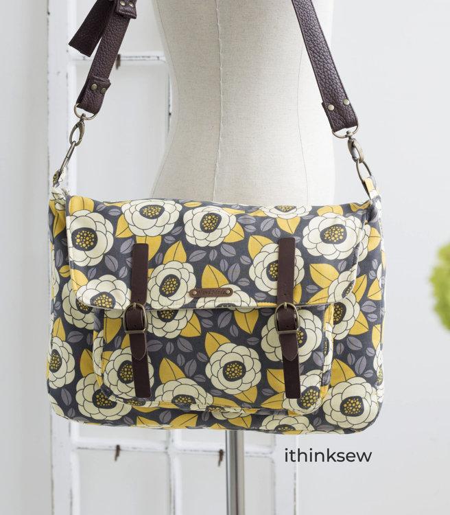 Picture of Natasha Backpack / Messenger Bag PDF Pattern