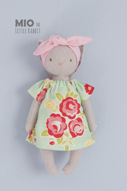 Mio Rabbit Doll