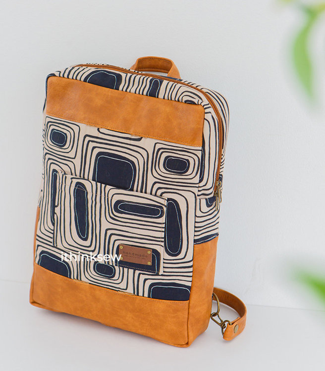 Picture of Teagan Backpack PDF Pattern (#3313)