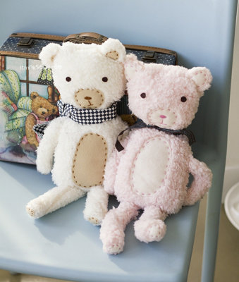 image for Jake Bear PDF Pattern (#247) - Subscription Only