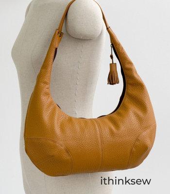 image for Selena Shoulder Bag PDF Pattern (#1069) - Subscribers Only