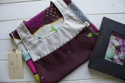 image for Woman's Apron PDF Pattern (#200) - Subscribers Only