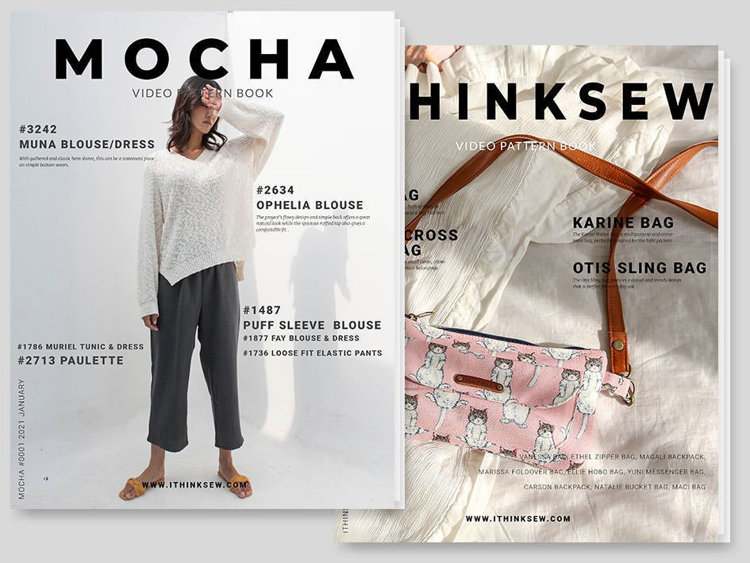 Picture of iThinkSew MOCHA Premium (Billed Monthly)