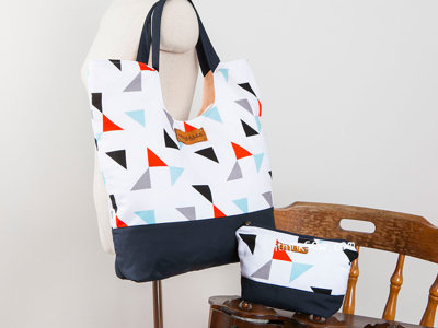 image for Nia Bag PDF Pattern (2 Patterns) (#1243) - Subscribers Only