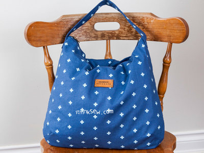 image for Jacqueline Bag PDF Pattern(2 Sizes) (#1240) - Subscribers Only