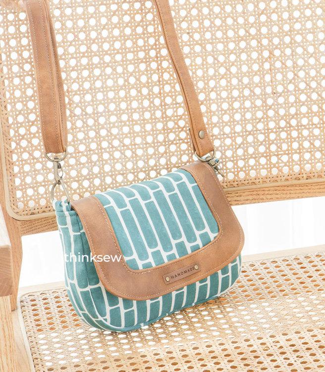 Trixie Cross Bag PDF Pattern