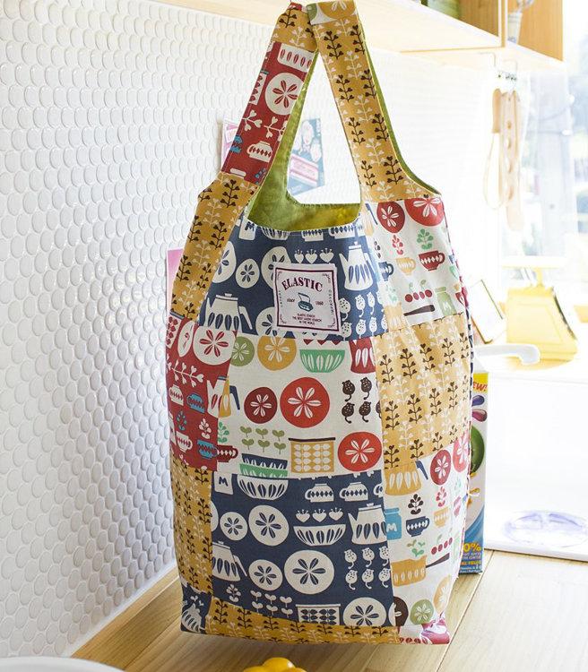 Vanessa Market Bag PDF Pattern