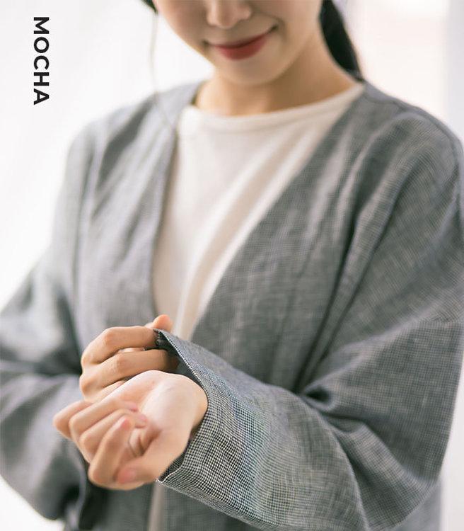 MOCHA Adela Summer Jacket PDF Pattern