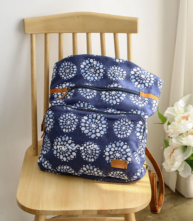 Picture of Rozalind Backpack PDF Pattern