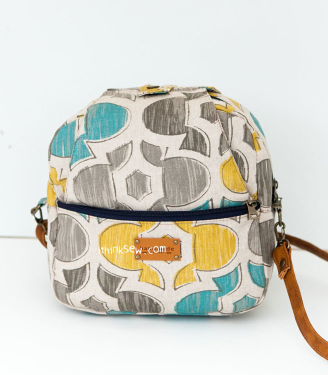 Picture of Pam Cross Bag PDF Pattern