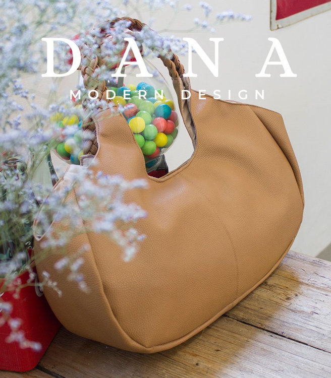 Picture of Thea Bag PDF Pattern