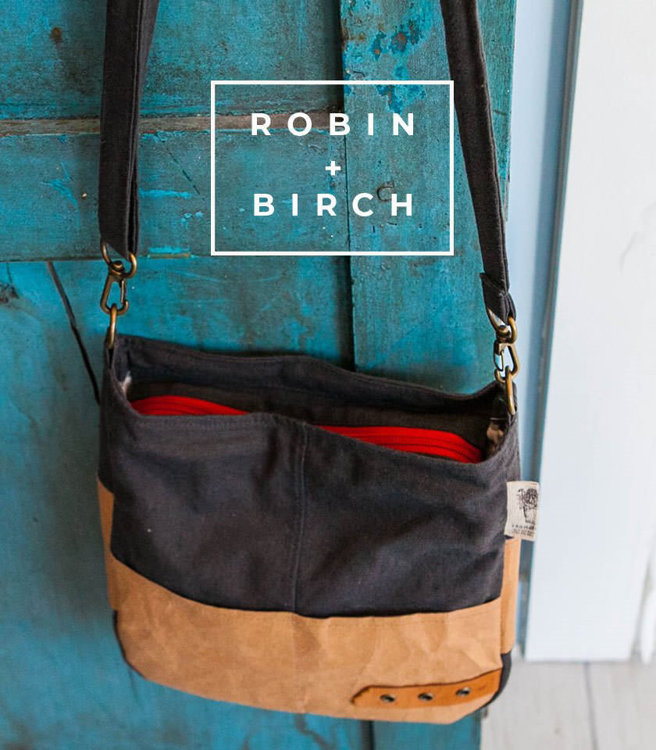Picture of Marianne Cross Bag PDF Pattern