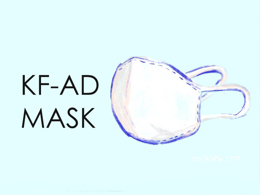KF-AD Mask: One of the Best Anti-droplet Masks