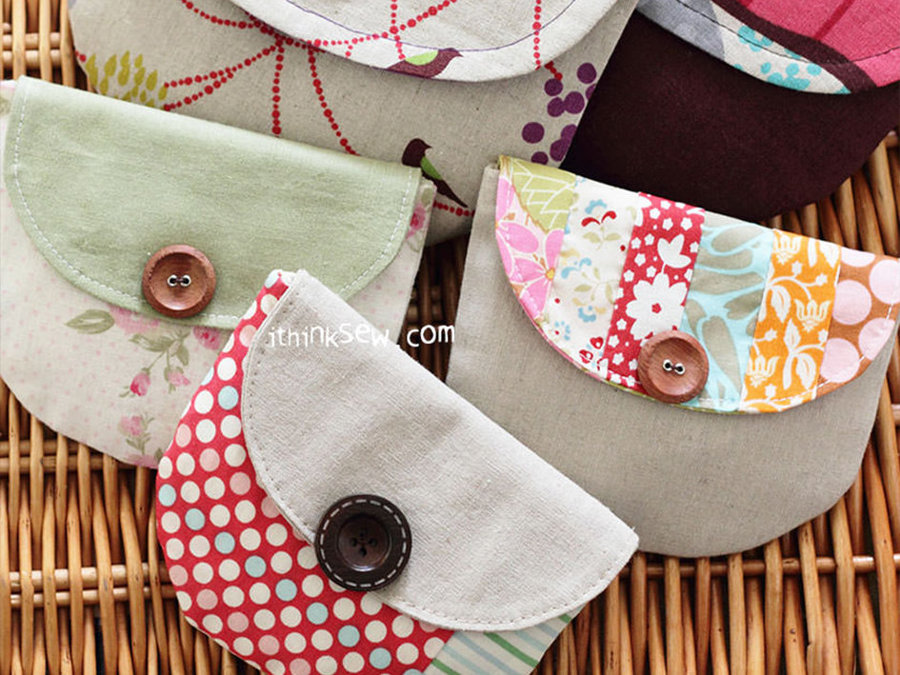 Sweet and Simple Clutches FREE PDF Pattern
