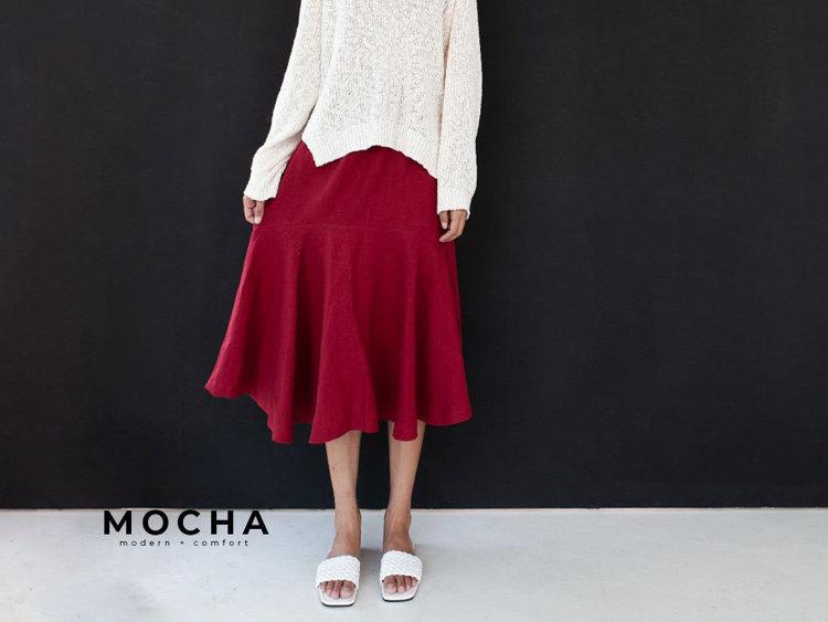 Picture of MOCHA Tierney Skirt PDF Pattern