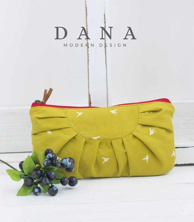 Picture of Ariella Clutch Bag PDF Pattern
