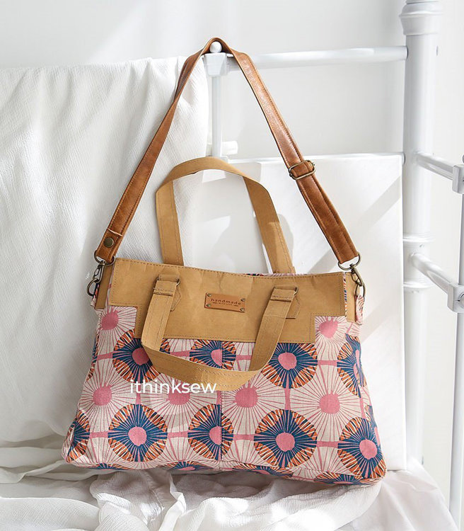 Picture of Rania Bag PDF Pattern