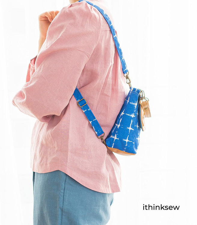 Picture of Harlow Mini Backpack / Detachable Handle Bag PDF Pattern