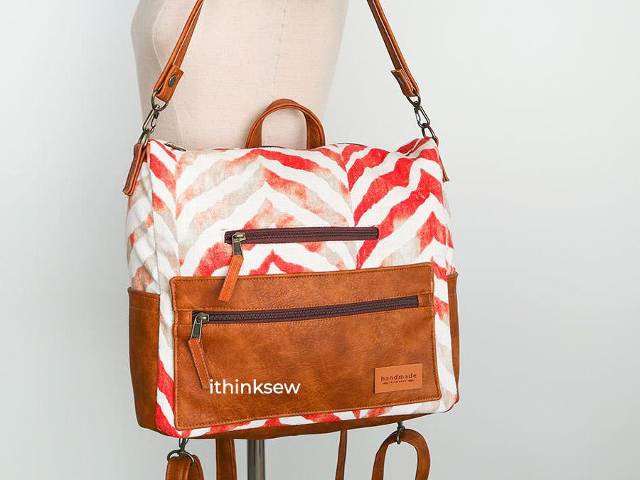 Brand New Multi-use Shoulder Bag? Or Backpack?!