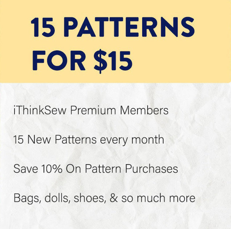 Picture of iThinkSew Premium (Billed Annually)