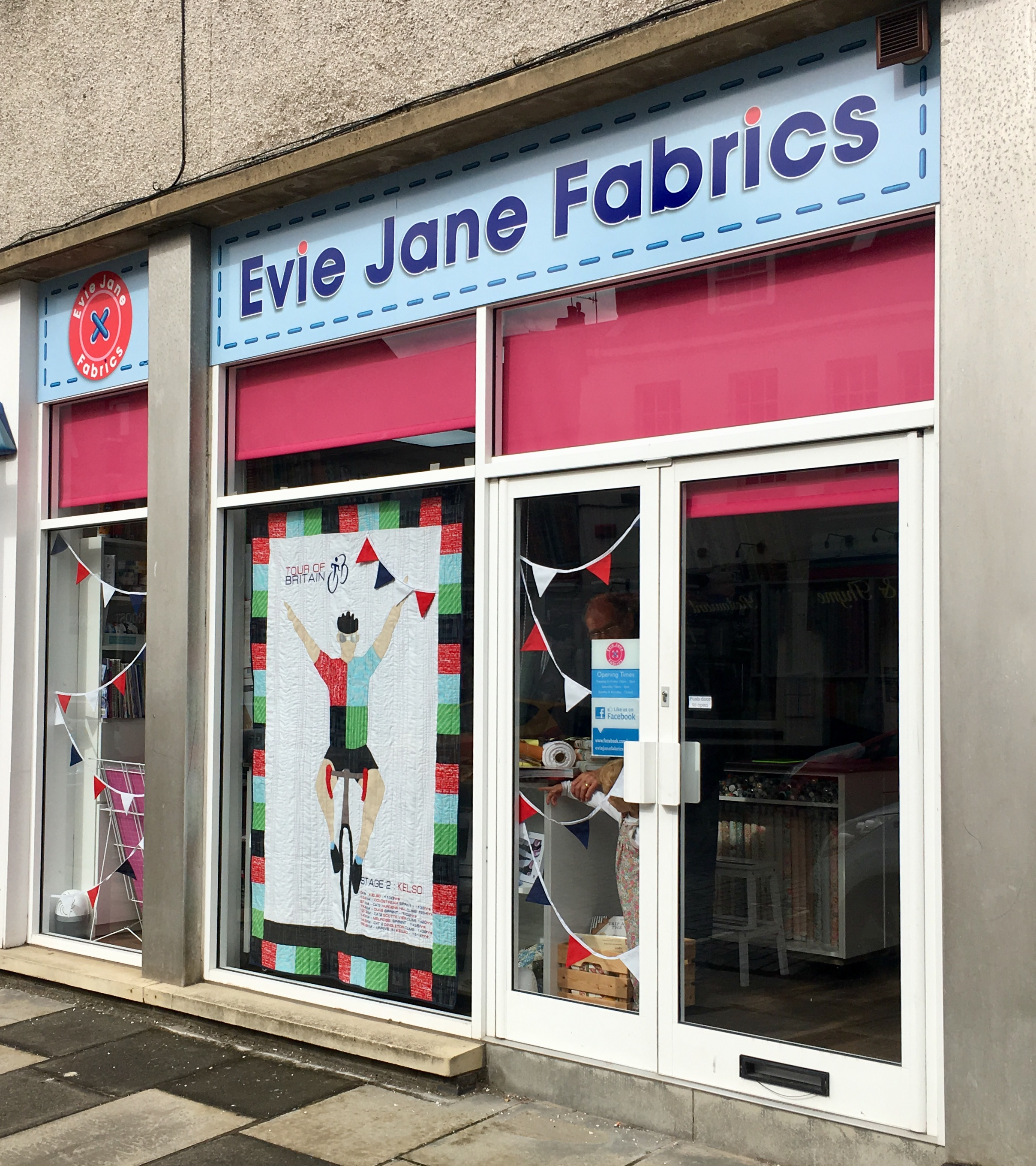 Evie Jane Fabrics
